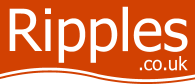 Ripples Commercial Microwaves Logo
